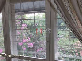4 Bedrooms Property for rent in Kamaryut, Yangon 4 Bedroom House for rent in Bahan, Yangon