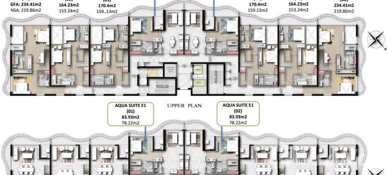 Master Plan of Waterina Suites - Photo 1