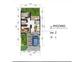 Aceh Pulo Aceh CITRA RAYA WEST PORTOFINO, Tangerang, Banten 2 卧室 屋 售