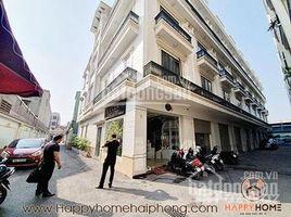 海防市 Du Hang Kenh Bán nhà 4 tầng khu Chợ Hàng, Lê Chân - Đường nhựa 2 ô tô tránh nhau - Móng khoan cọc nhồi 4 卧室 屋 售