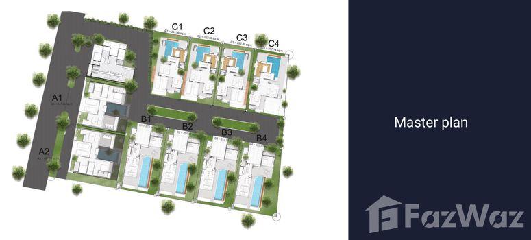 Master Plan of Wallaya Villas - The Nest - Photo 1