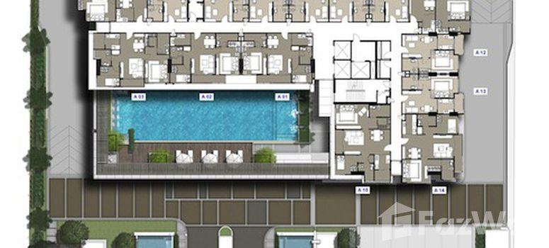 Master Plan of The Room Sathorn-Taksin - Photo 1