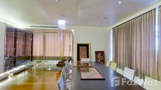 3D Walkthrough of the Co-Working Space / Meeting Room at Manhattan Chidlom