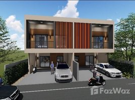 3 Bedrooms Townhouse for sale in Krathum Lom, Nakhon Pathom 2 Storey Townhome for Sale Next to Phutthamonthon 4 Road