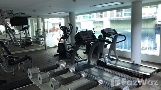 Photos 1 of the Gym commun at Harmony Living Paholyothin 11