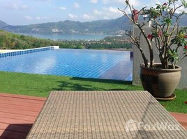 3 Bedrooms Property for rent in Patong, Phuket Sirirat Sea View Villa