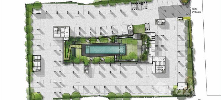 Master Plan of Quintara Kynett Ratchada 12 - Photo 1