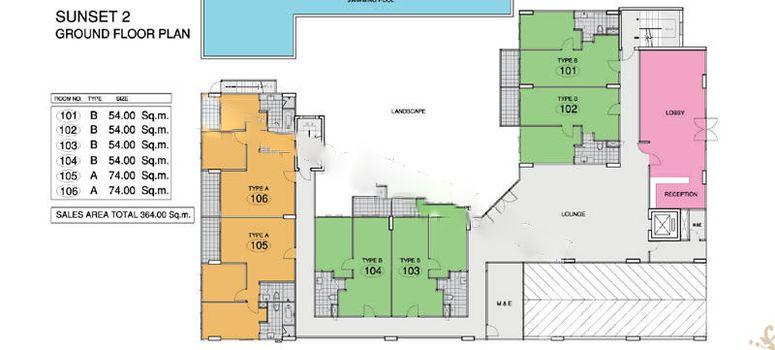 Master Plan of Sunset Boulevard 2 - Photo 1