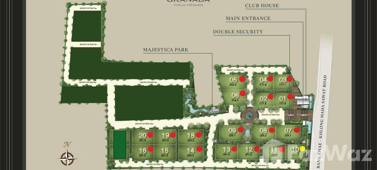 Master Plan of Granada Pinklao-Phetkasem - Photo 1