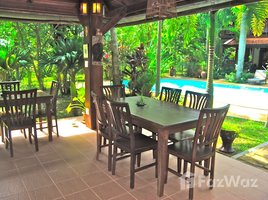 Вилла, 4 спальни на продажу в Na Mueang, Сураттани Traditional Style Garden Pool Villa close to Ao Bang Kao