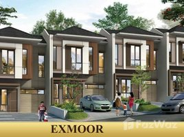 3 Bedrooms Townhouse for sale in Citeureup, West Jawa Citra Sentul Raya