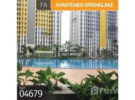 Aceh Pulo Aceh Apartemen Springlake Tower Azola A Lantai 23 Summarecon Bekasi 2 卧室 公寓 售