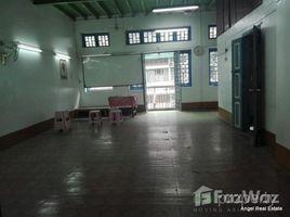 Yangon Lanmadaw 1 Bedroom Townhouse for rent in Yangon 1 卧室 联排别墅 租