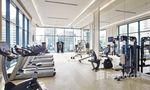 Gym commun at Q Sukhumvit