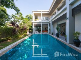 4 Bedrooms Property for sale in Choeng Thale, Phuket Stand Alone Villa Pasak Soi 5