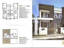 4 Schlafzimmern Immobilie zu verkaufen in , Al Jizah للبيع بسعر لقطة توين هاوس فى الكارما 4 تسليم فوري