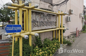 Si Nakhon Phatthana 2 Village in Khlong Kum, Bangkok