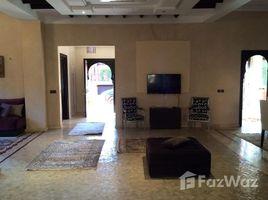 Marrakech Tensift Al Haouz Na Annakhil Luxueuse Villa à louer dans une résidence calme et sécurisée 4 卧室 别墅 租