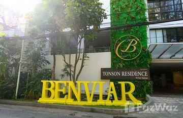 Benviar Tonson Residence in Lumphini, Bangkok