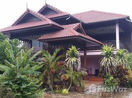 3 Bedrooms House for sale in Pratu Pa, Lamphun House on Huge Land for Sale in Pratu Pa