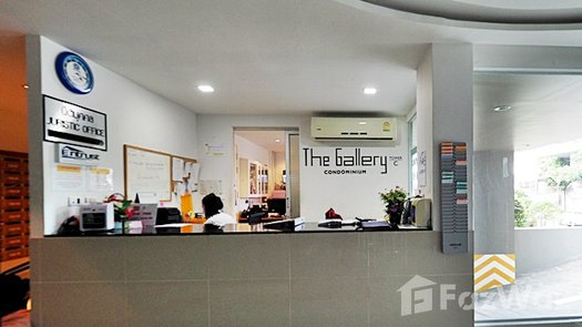 Photos 1 of the Reception / Lobby Area at The Gallery Jomtien