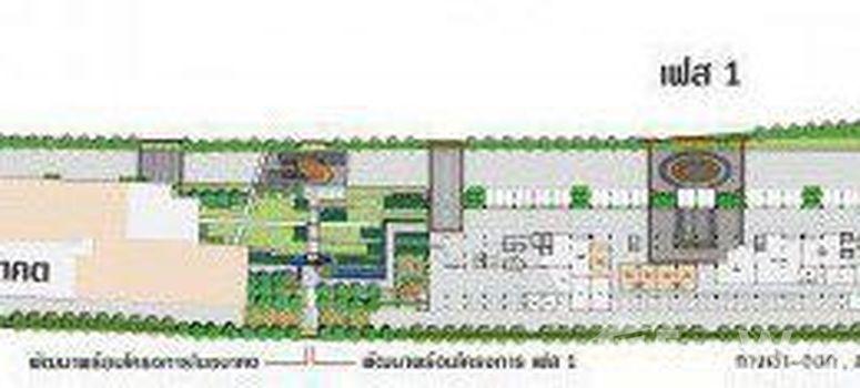 Master Plan of Lumpini Place Rama IX-Ratchada - Photo 1