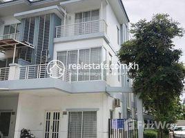 4 Bedrooms Villa for sale in Svay Pak, Phnom Penh Borey Peng Huoth : The Star Premier