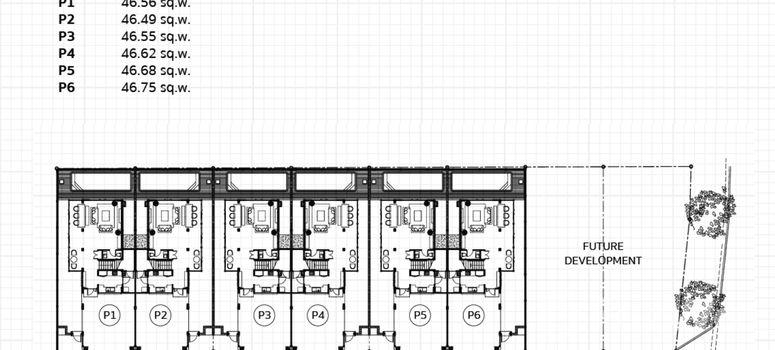 Master Plan of Mono Japanese Loft Plus (Chalong) - Photo 1