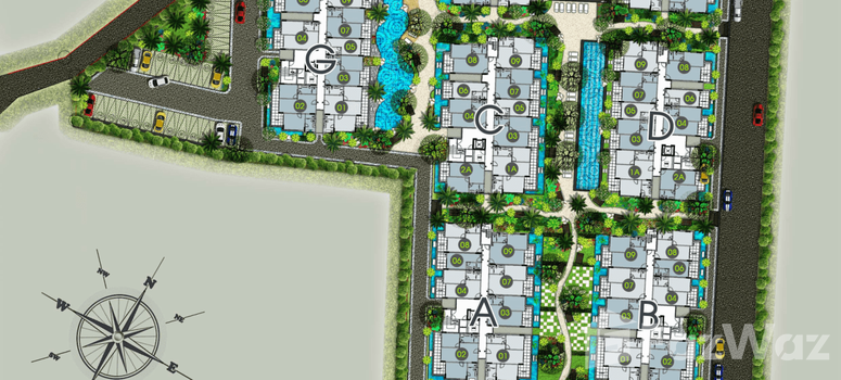 Master Plan of The Title Rawai Phase 3 - Photo 1