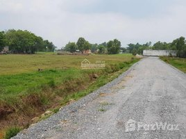 N/A Land for sale in My Hanh Bac, Long An Đất nền có thể phân lô, nền cao không ngập, đường xe tải vô thoải mái