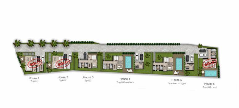 Master Plan of Yoo Homes Kad Farang - Photo 1