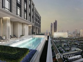 1 Bedroom Condo for sale in Khlong San, Bangkok Rise Charoennakhon Luxe Neo Classic