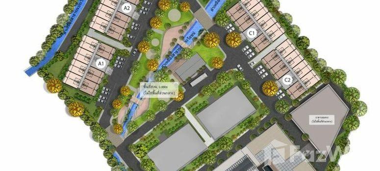 Master Plan of The New Concept Grand Villa Plaza - Photo 1