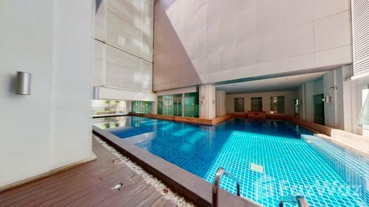 3D Walkthrough of the Communal Pool at Inspire Place ABAC-Rama IX