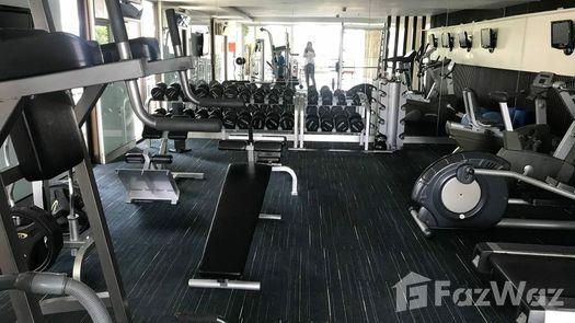 3D Walkthrough of the Communal Gym at Prime Mansion Sukhumvit 31