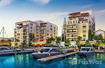 Port de La Mer in La Mer, Dubai