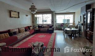 3 غرف النوم شقة للبيع في المعاريف, الدار البيضاء الكبرى Appt a vendre Quartier val fleuri Superficie 140m habitable