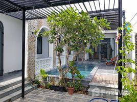 峴港市 Khue My 4BDR Villa with Pool for Rent in Hoa Hai Ward 4 卧室 房产 租