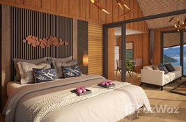 Villa with 1 Bedroom and 1 Bathroom is available for sale in Phuket, Thailand at the Patong Bay Ocean View Cottages development
