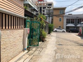 3 Bedrooms Townhouse for sale in Bang Ao, Bangkok Townhouse In Jaransanitwong 86/1