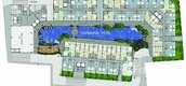 Master Plan of Centara Avenue Residence and Suites