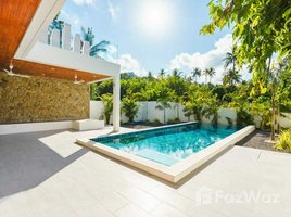 3 Bedrooms Property for sale in Bo Phut, Koh Samui Luxury 3 bedroom villa in Bophut