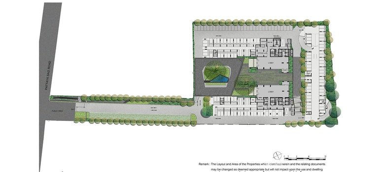 Master Plan of The Base Central Pattaya - Photo 1