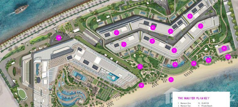 Master Plan of Mansion 7 - Photo 1