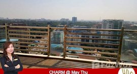 Available Units at 1 Bedroom Condo for rent in Bahan, Yangon