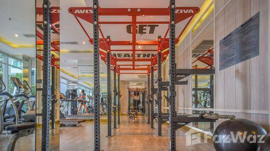 3D Walkthrough of the Communal Gym at Aspire Erawan