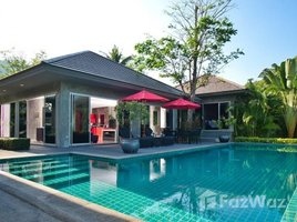 3 Bedrooms Property for sale in Sakhu, Phuket Pura Vida Villas