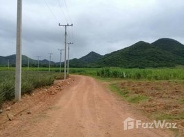 N/A Land for sale in Thap Tai, Hua Hin Land For Sale Huay Mongkol Temple