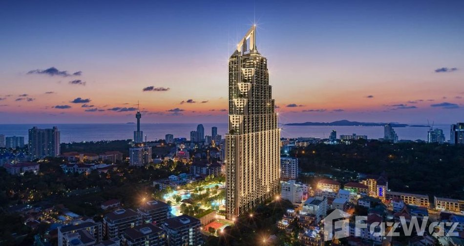 The best investment projects in Koh Samui - Grand Solaire Pattaya