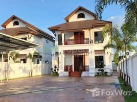 万象 4 Bedroom House for sale in Donpa Mai, Vientiane 4 卧室 屋 售